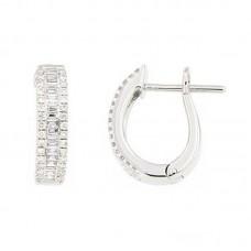 Orecchini con Diamanti - 12465EW