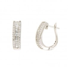 Orecchini con diamanti - 12477EW
