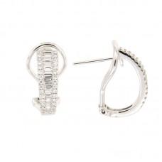 Orecchini con diamanti - 2355EW