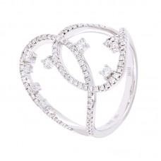 Anello con diamanti  - 270420RW