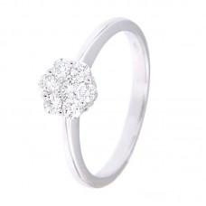 Anello con diamanti  - 7164RW