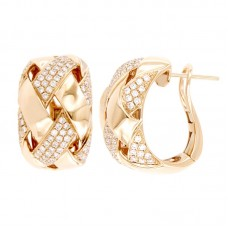 Anello con diamanti - BS32370E-S(R)