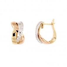 Orecchini con diamanti - E00562HA01